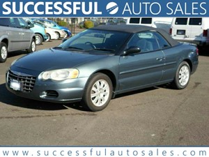Picture of a 2006 CHRYSLER SEBRING GTC