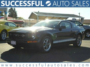 Picture of a 2006 FORD MUSTANG