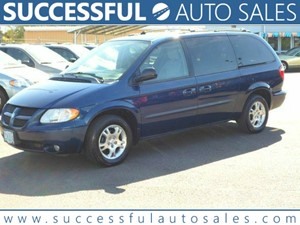 Picture of a 2003 DODGE GRAND CARAVAN SPORT