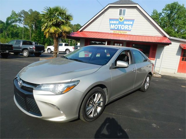 TOYOTA CAMRY SE in Wendell