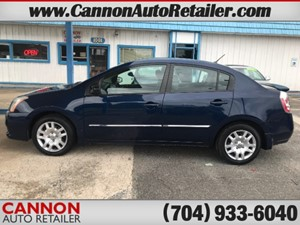 Picture of a 2012 Nissan Sentra 2.0 S