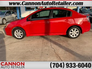 2012 Nissan Sentra 2.0 SR for sale by dealer