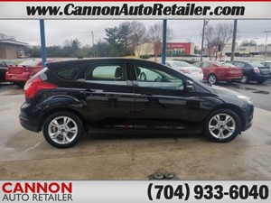 2014 Ford Focus SE Hatch for sale by dealer