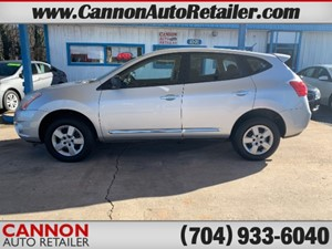 2013 Nissan Rogue S AWD for sale by dealer
