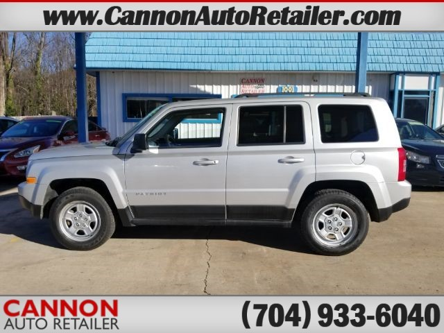 Jeep Patriot Sport 4WD in Kannapolis
