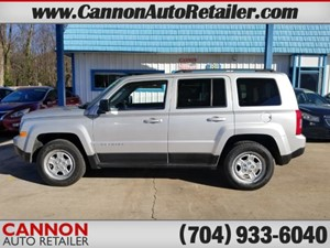 2013 Jeep Patriot Sport 4WD for sale by dealer