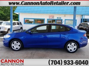 2014 Dodge Dart SE for sale by dealer