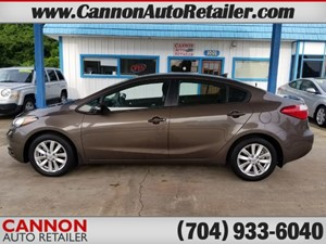 2014 Kia Forte EX for sale by dealer