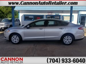 2014 Ford Fusion S for sale by dealer