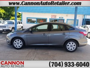 2012 Ford Focus SE Sedan for sale by dealer