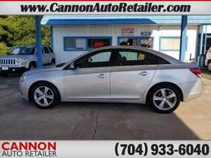 2013 Chevrolet Cruze 2LT Auto for sale by dealer