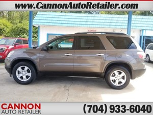 Picture of a 2009 GMC Acadia SLE-1 FWD