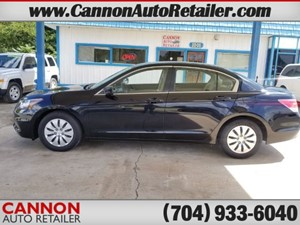 2012 Honda Accord LX Sedan AT for sale by dealer