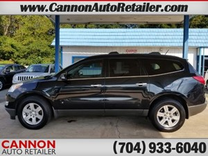 2010 Chevrolet Traverse LT1 FWD for sale by dealer