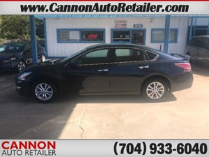Picture of a 2014 Nissan Altima 2.5 S