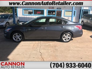 2013 Nissan Altima 2.5 SV for sale by dealer