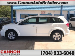 Picture of a 2013 Dodge Journey SE
