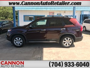 Picture of a 2012 Kia Sorento LX 2WD