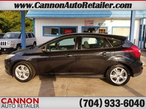 Picture of a 2014 Ford Focus SE Hatch