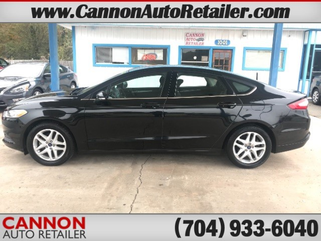 Ford Fusion SE in Kannapolis
