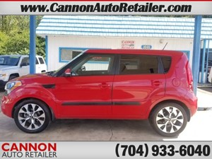 Picture of a 2013 Kia Soul !