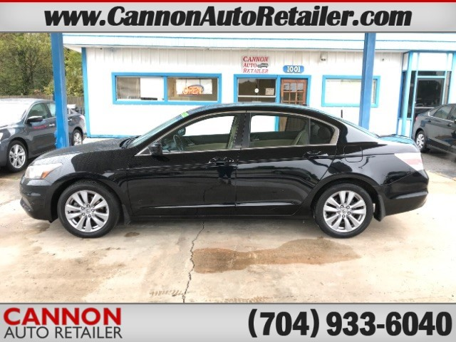 Honda Accord EX-L Sedan AT in Kannapolis