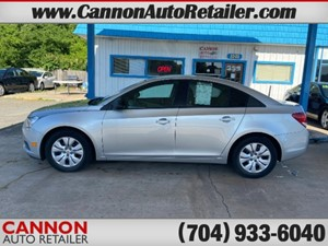 2014 Chevrolet Cruze LS Auto for sale by dealer