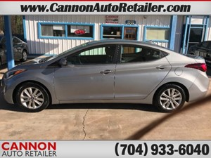 2015 Hyundai Elantra SE 6AT for sale by dealer