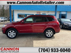 2012 Hyundai Santa Fe Limited 3.5 FWD for sale by dealer