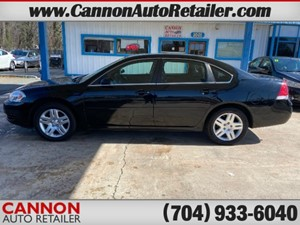 2014 Chevrolet Impala Limited LT for sale by dealer