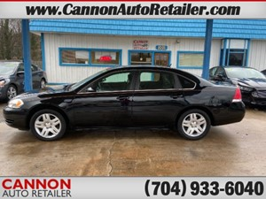 2015 Chevrolet Impala Limited LT for sale by dealer