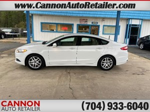 2015 Ford Fusion SE for sale by dealer