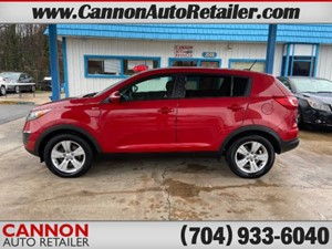 2012 Kia Sportage LX AWD for sale by dealer