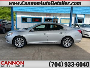 2013 Chevrolet Malibu LTZ for sale by dealer