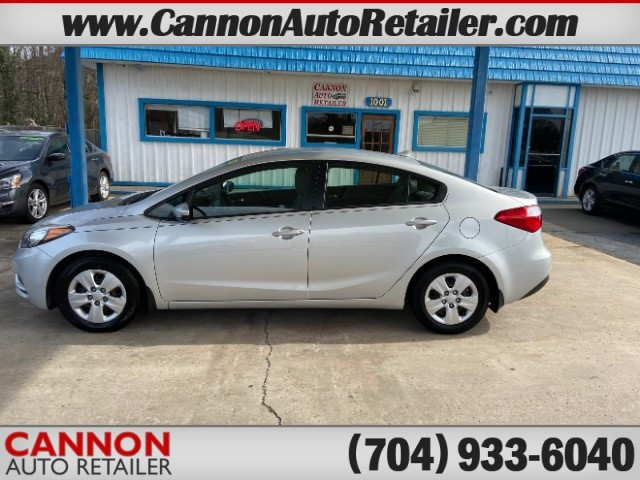 Kia Forte LX w/Popular Package in Kannapolis