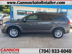 Picture of a 2016 Dodge Journey SXT