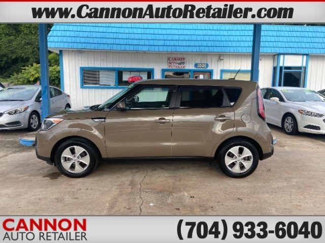 Kia Soul Base 6A in Kannapolis