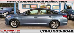 2015 Hyundai Sonata SE for sale by dealer