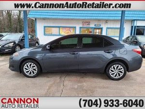 2017 Toyota Corolla LE CVT for sale by dealer