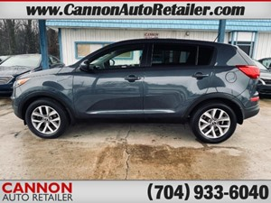 2015 Kia Sportage LX AWD for sale by dealer