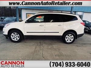2012 Chevrolet Traverse LS FWD w/PDC for sale by dealer