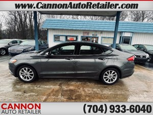 2017 Ford Fusion SE for sale by dealer