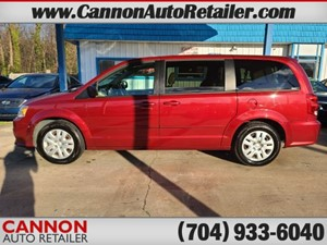 2015 Dodge Grand Caravan SE for sale by dealer