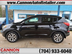 2014 Kia Sportage LX FWD for sale by dealer