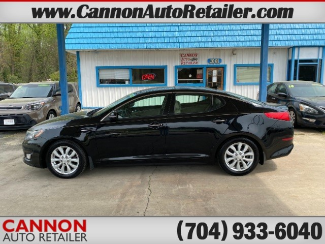 Kia Optima EX in Kannapolis