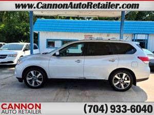 Picture of a 2014 Nissan Pathfinder Platinum 2WD