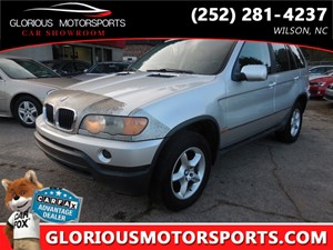 2002 BMW X5 3.0I for sale in Raleigh