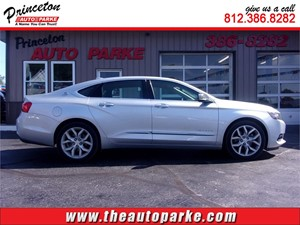 2015 CHEVROLET IMPALA LTZ for sale by dealer