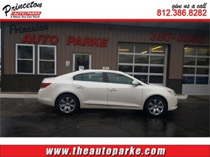 2012 BUICK LACROSSE PREMIUM for sale by dealer