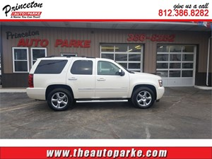 2014 CHEVROLET TAHOE 1500 LTZ for sale by dealer